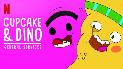 Cupcake & Dino - General Services
