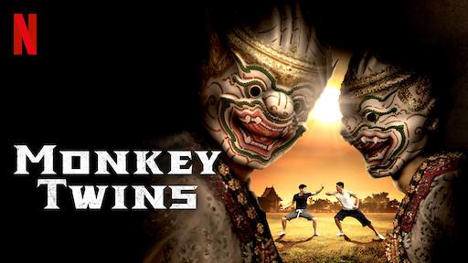 Monkey Twins